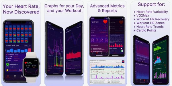 Heart Analyzer for iPhone adds PDF exports, support for new metrics, and more