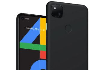 Google Pixel 4a render appears on Google Store, but it's still not official
