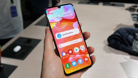 Samsung announces Galaxy A70 in India at Rs 28,990