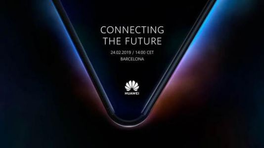 Here's what Huawei 'Mate X' foldable 5G phone might look like