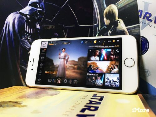 Celebrate Star Wars Day with these fantastic Star Wars games on iPhone