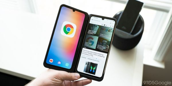 Google Chrome for Android now supports multiple displays with separate tabs