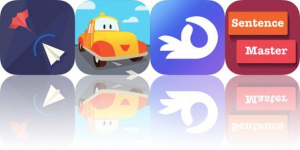 Today's Apps Gone Free: Highwind, Tom the Tow Truck, Flowing and More