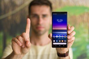 The Sony Xperia 1 is incredibly affordable all of a sudden after a discount of up to $700