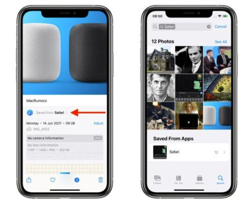 IOS 15 Will Make It Easier To Identify Where Your Saved Photos Came From