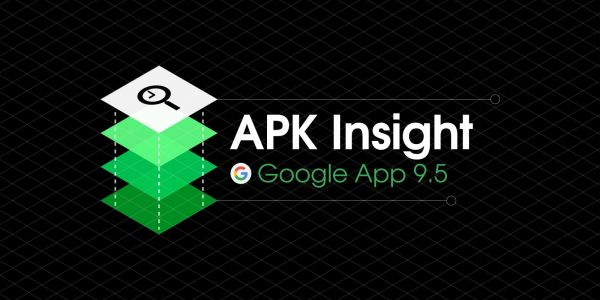 Google app 9.5 preps Assistant Dark mode, additional 'Updates' functionality
