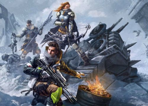 Scavengers free-to-play action, survival, shooter enters Steam Early Access