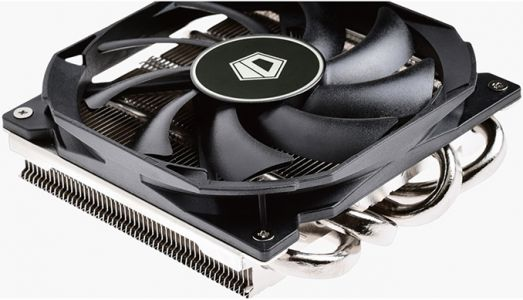 ID Cooling Unveils IS-30 Low-Profile 30-mm Cooler for 100 Watt CPUs