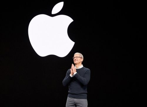 Tim Cook second highest-paid U.S. CEO behind Elon Musk, and it's not close