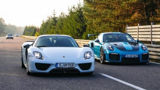 Porsche Top 5 Series: The fastest street legal Porsche cars