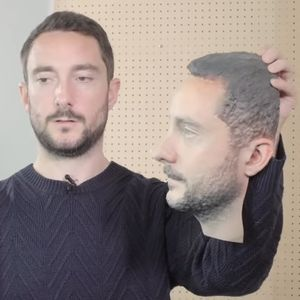 Android phones are fooled by 3D-printed head; Apple's Face ID passes the test