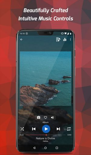 Top 10 Best Android Apps - Music Player - October 2018