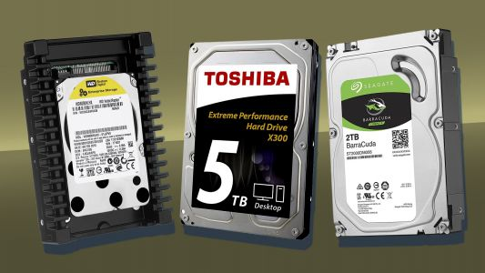 The best hard drives