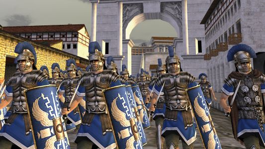 Rome: Total War for iPhone lands on August 23