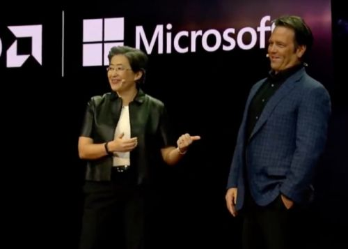 Head of Xbox Phil Spencer confirms AMD partnership for future hardware at CES 2019