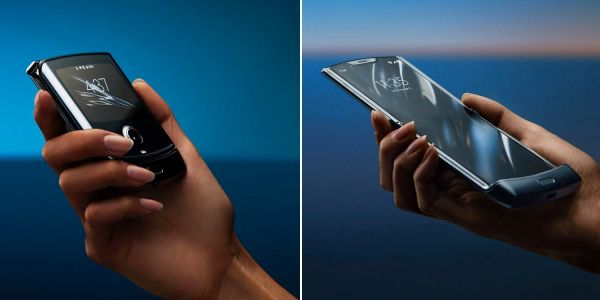 Poll: Is the 2019 Motorola Razr a better approach to a foldable iPhone?