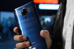 Huawei's 5G phone just got dropped by two major UK carriers