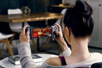 Razer brings Kishi universal game controller to the iPhone