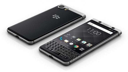BlackBerry KeyOne Gets Android Oreo Update