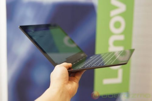 Lenovo Reportedly Working With LG On Foldable Tablet