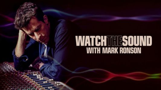 'Watch the Sound with Mark Ronson' docuseries debuts on Apple TV+