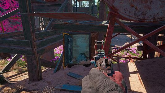 How to Get More Titanium in Far Cry New Dawn