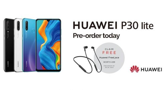 Huawei P30 Lite deals are here: get a free pair of wireless headphones when you pre-order