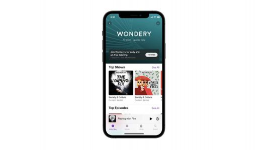 Amazon-owned Wondery+ joining Apple Podcasts Subscriptions platform