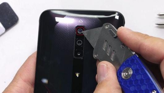 Red Magic 6 Durability Test: Watch video here