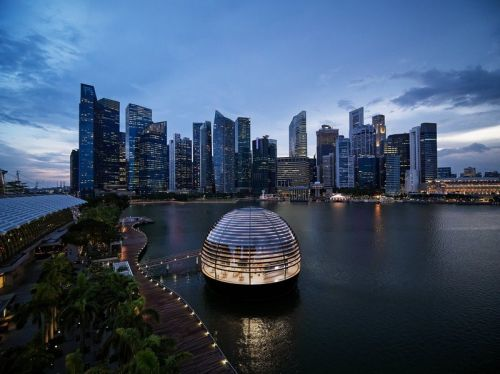 Apple marks 40 years of 'innovation, education, and progress' in Singapore