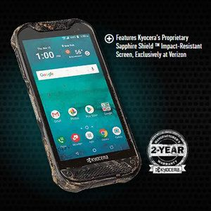 Kyocera DuraForce Pro 2 is Verizon's newest rugged smartphone, 2-year warranty included