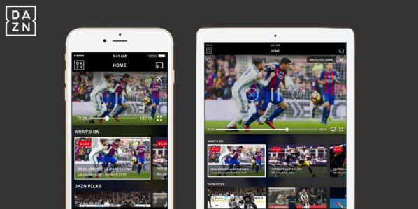DAZN app for Android and iPhone: how to download and watch on phone or tablet