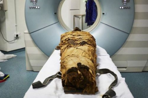 """After 3000 years, we can hear the """"voice"""" of a mummified Egyptian priest"""