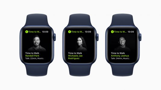 Apple Fitness+ Getting New 'Time to Walk' Episodes and More Next Week