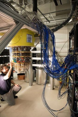 Google's new cryogenic quantum controller uses less than 2 milliwatts