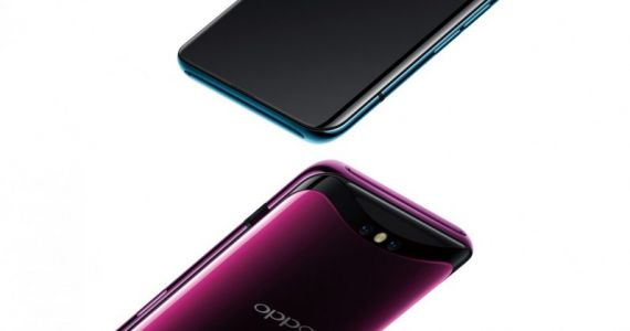 Oppo's Find X takes a radical approach to killing the notch