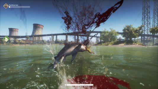 Maneater is like a silly Jaws Revenge: The Reality Show