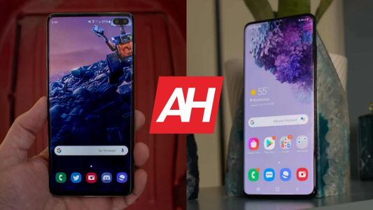 Phone Comparisons: Samsung Galaxy S10+ vs Galaxy S20+