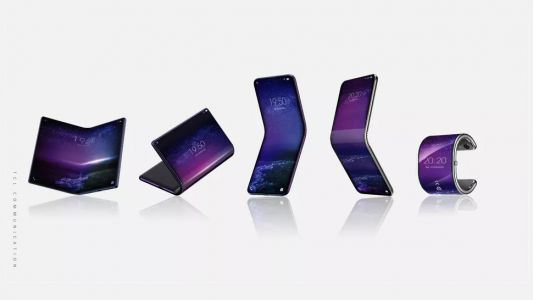 TCL is planning its own foldable devices, including a wearable