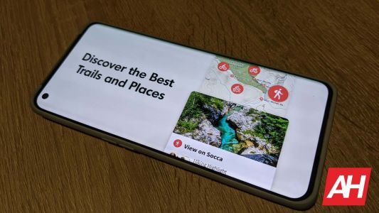 Top 9 Best Hiking Android Apps - 2021