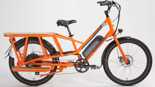 Would you trade in your car for this e-bike?