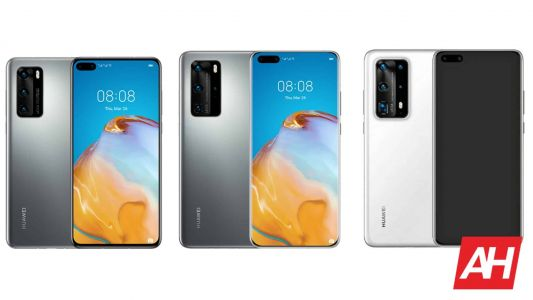 Phone Comparisons: Huawei P40 vs P40 Pro vs P40 Pro+