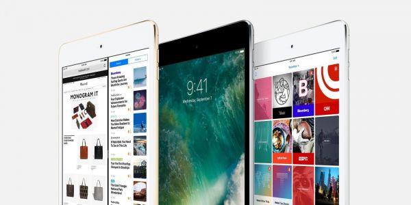 What is the iPad mini's role in the iPad lineup?