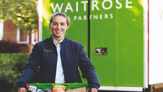 Waitrose grocery delivery: one in four food delivery slots reserved for elderly customers