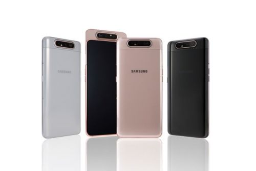 Samsung Galaxy A80 launched in India