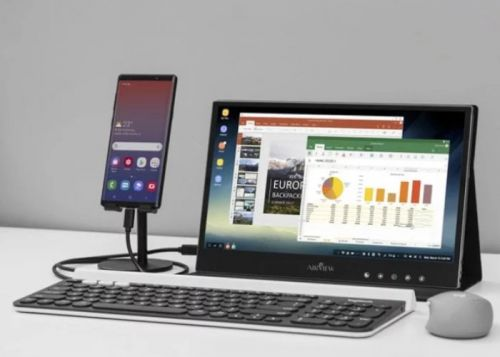 AirView wireless touchscreen portable monitor $335