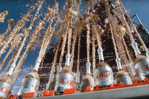 "We now know the effect of altitude on classic ""Diet Coke and Mentos"" fountain"