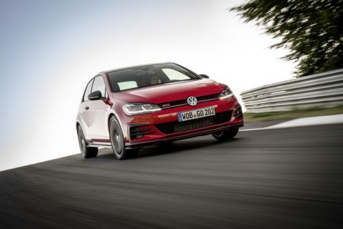 VW Golf GTI TCR gets official