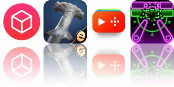 Today's Apps Gone Free: HoloCam, Shark Puzzles, Funnel and More