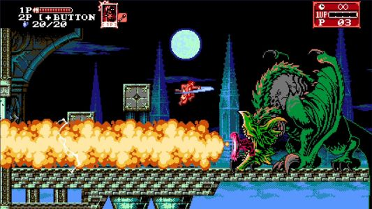 SwitchArcade Round-Up: Mini-Views Featuring 'Bloodstained: Curse of the Moon 2' and More, Today's New Releases, and the Latest Sales